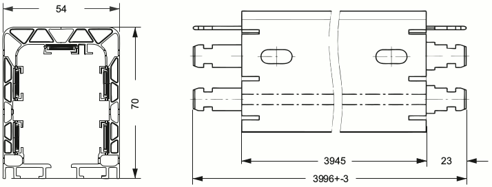 Схема шинопровода
